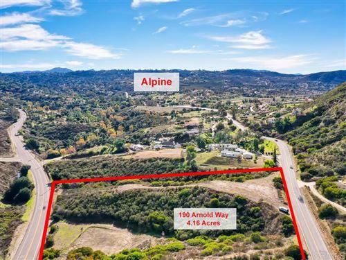 Photo of 190 Arnold Way, Alpine, CA 91901 (MLS # 190064894)