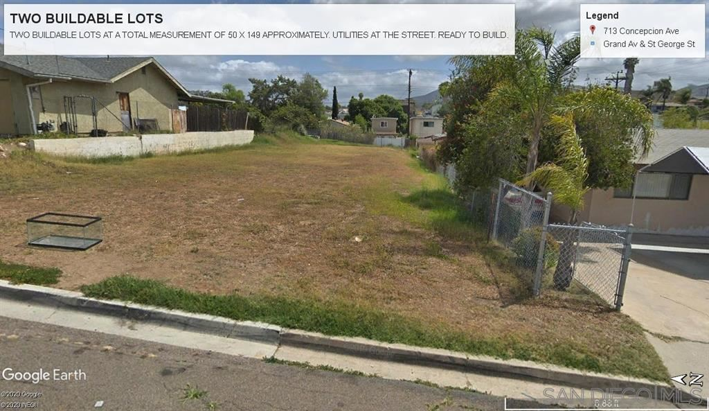 Photo of Concepcion Ave, La Mesa, CA 91977 (MLS # 200044894)