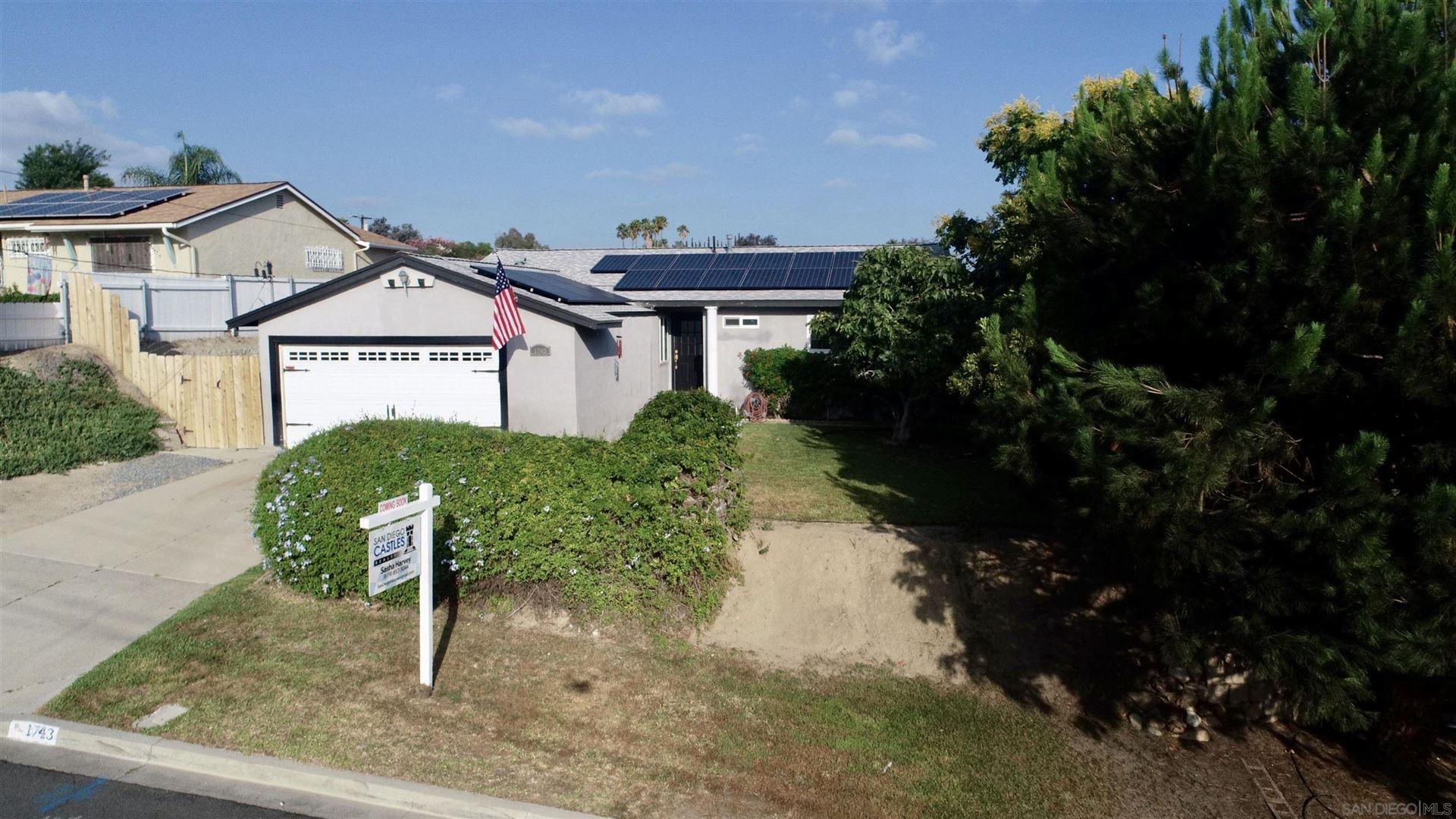 Photo of 1743 DENSTONE PLACE, LEMON GROVE, CA 91945 (MLS # 210027894)