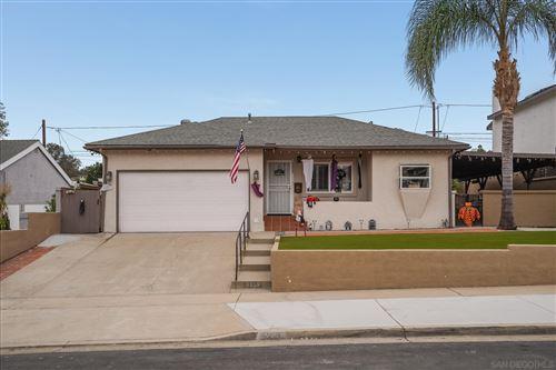 Photo of 5220 Guessman Ave, La Mesa, CA 91942 (MLS # 210029896)