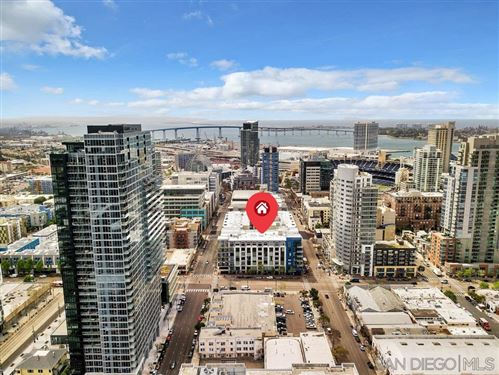 Tiny photo for 527 10Th Ave #610, San Diego, CA 92101 (MLS # 210009897)