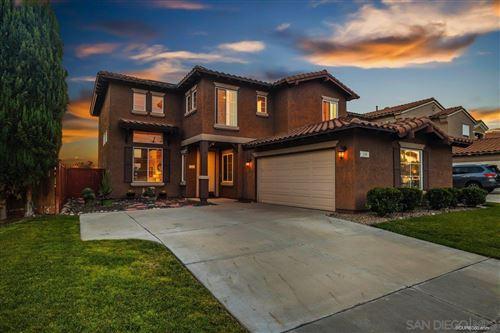Photo of 1199 Via Escalante, Chula Vista, CA 91910 (MLS # 210015899)