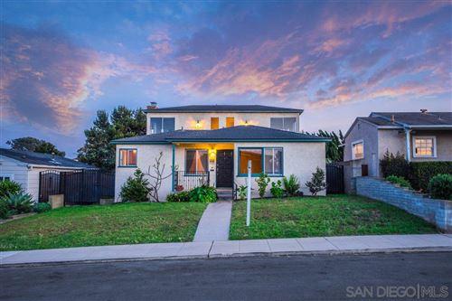 Photo of 3469 Valemont, San Diego, CA 92106 (MLS # 200054901)