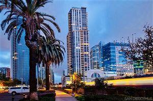 Photo of 700 W E St #1403, San Diego, CA 92101 (MLS # 190037902)