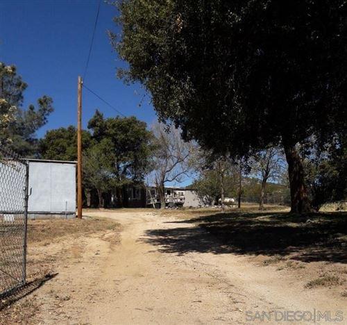 Photo of 2206 Buckman Springs Rd, Campo, CA 91906 (MLS # 210010902)