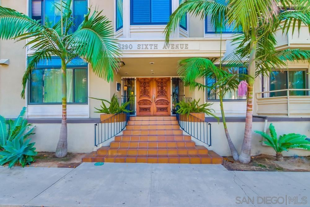 Photo for 3290 6th Ave Unit, San Diego, CA 92103 (MLS # 210025903)