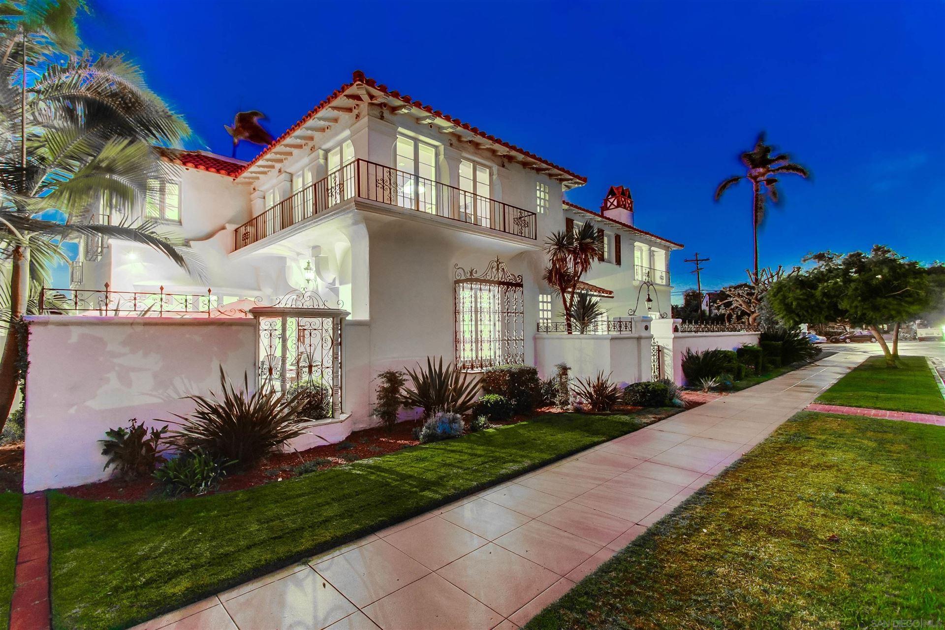Photo of 1010 Olive Avenue, Coronado, CA 92118 (MLS # 210025905)