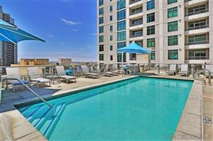 Photo of 425 W Beech Street #609, San Diego, CA 92101 (MLS # 190049906)