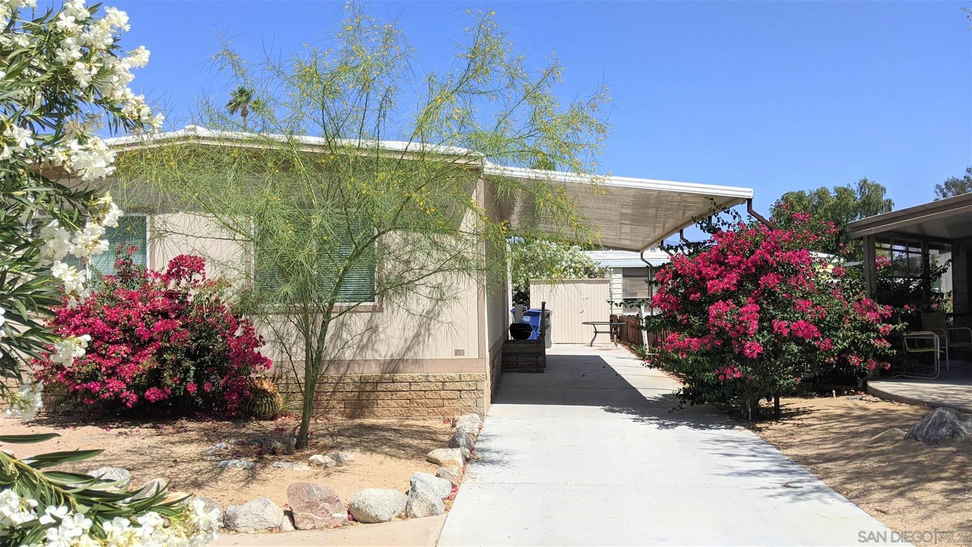 Photo of 1010 Palm Canyon Dr #37, Borrego Springs, CA 92004 (MLS # 210014907)