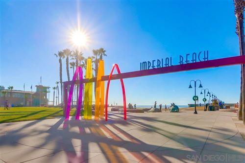 Tiny photo for 1111 Seacoast Dr. #Unit 50, Imperial Beach, CA 91932 (MLS # 200054912)