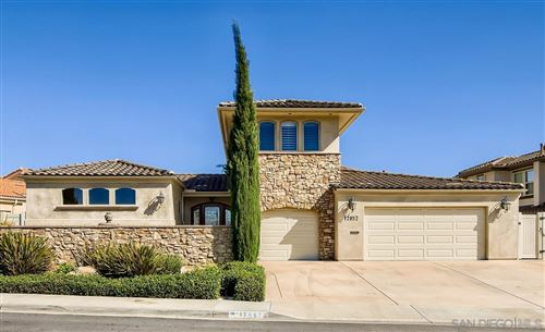 Photo of 17857 Corazon Place, San Diego, CA 92127 (MLS # 210028915)