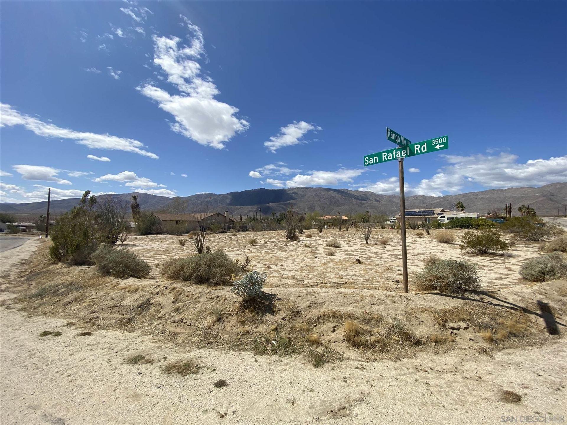 Photo of 0 Rango Way, Borrego Springs, CA 92004 (MLS # 210007915)