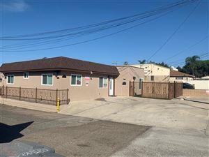 Photo of 3444 Harris St, Lemon Grove, CA 91945 (MLS # 190060916)