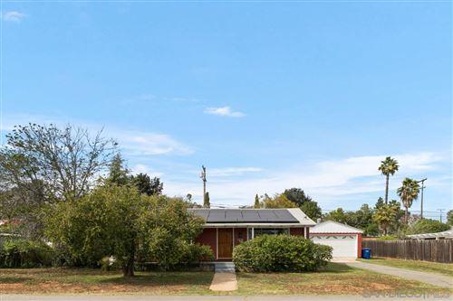 Photo of 1264 Dawnridge Ave, El Cajon, CA 92021 (MLS # 210009916)