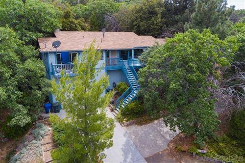 Photo of 859 Pine Cone Drive, Julian, CA 92036 (MLS # 210018918)