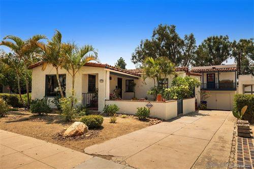 Photo of 4526 W Talmadge Dr, San Diego, CA 92116 (MLS # 210020918)