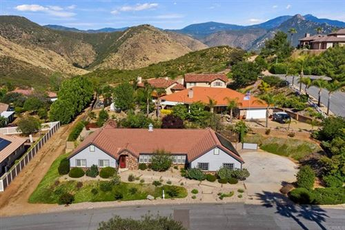 Photo of 15639 Thornbush Road, Ramona, CA 92065 (MLS # NDP2104918)