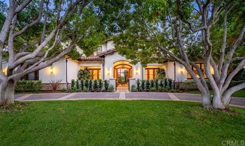 Photo of 18451 Calle La Serra, Rancho Santa Fe, CA 92091 (MLS # 200027920)