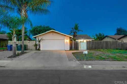 Photo of 421 Palmac Street, San Marcos, CA 92069 (MLS # NDP2104921)