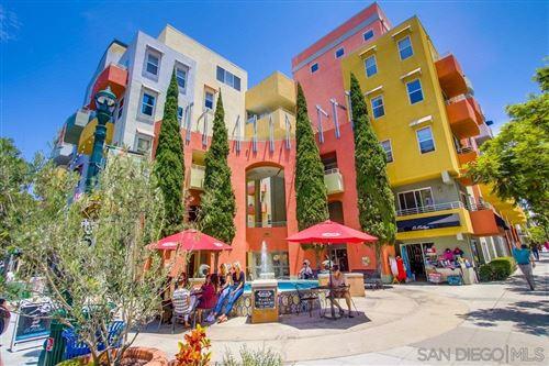 Photo of 1501 India Street #404, San Diego, CA 92101 (MLS # 210004924)