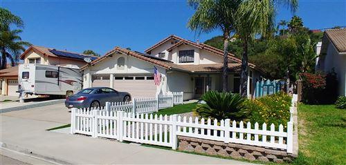 Photo of 573 Canyon Dr, Bonita, CA 91902 (MLS # 200020926)