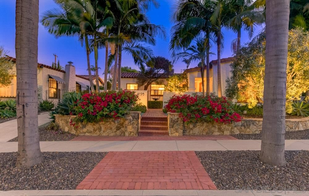 Photo for 4179 Norfolk Terrace, San Diego, CA 92116 (MLS # 200049926)