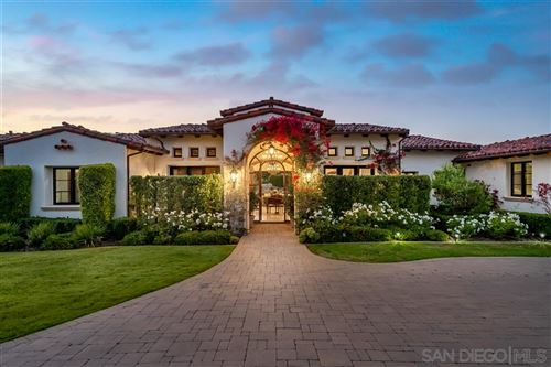 Photo of 7664 Top O The Morning Way, Rancho Santa Fe, CA 92127 (MLS # 200029927)