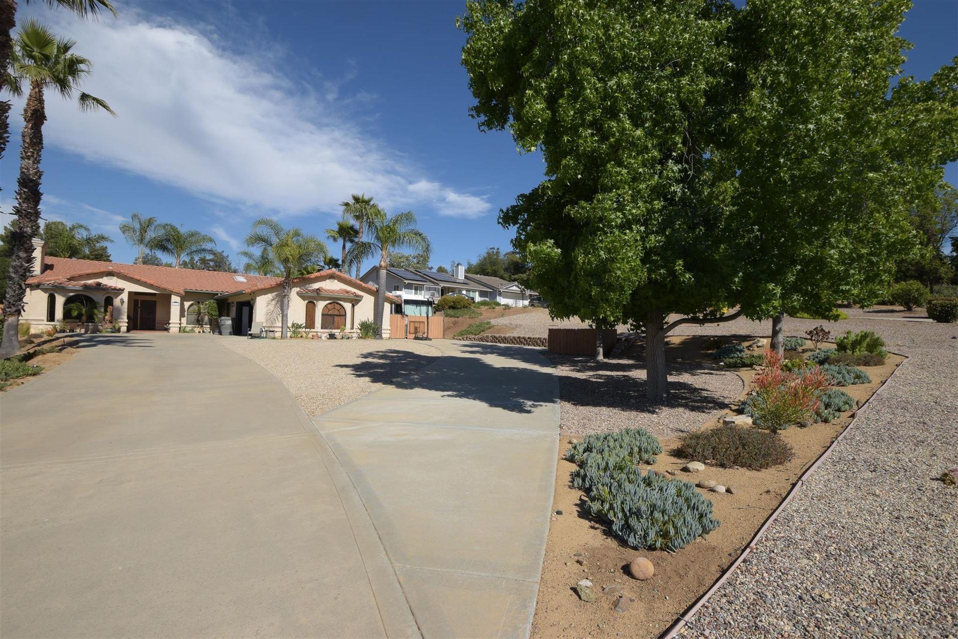 Photo of 25245 HEREFORD DRIVE, RAMONA, CA 92065 (MLS # 210015927)