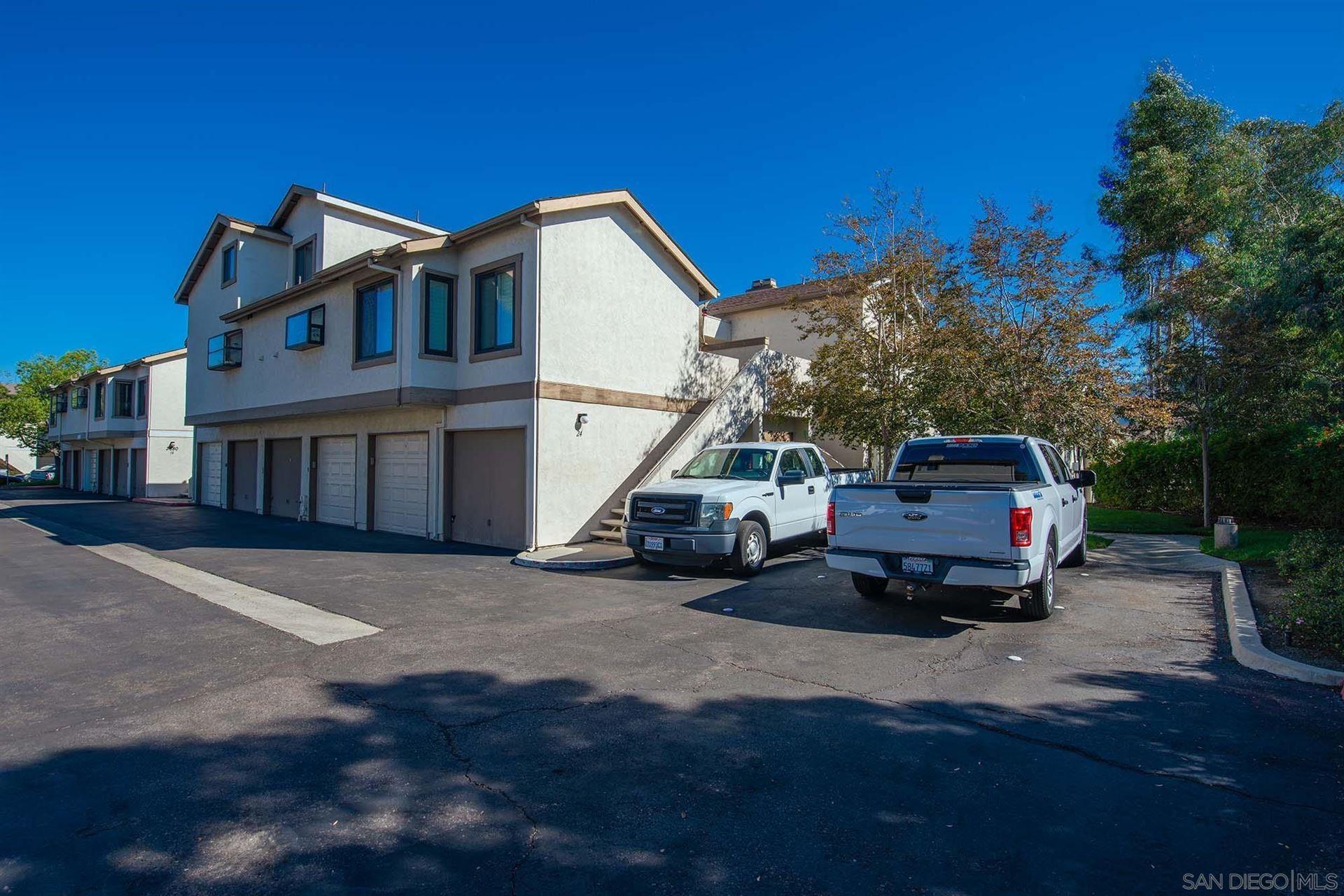 Photo of 3684 Avocado Village Ct. #22, La Mesa, CA 91941 (MLS # 210028928)