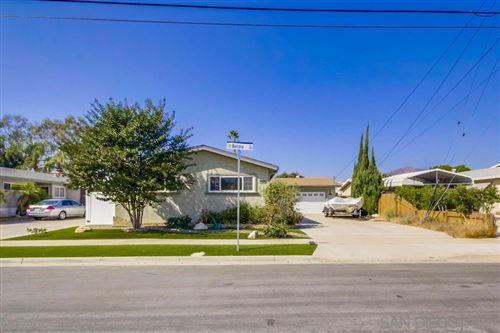 Photo of 5962 Bertro, La Mesa, CA 91942 (MLS # 200047929)