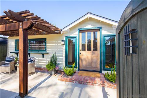 Photo of 522 Pomona Ave, Coronado, CA 92118 (MLS # 210008930)