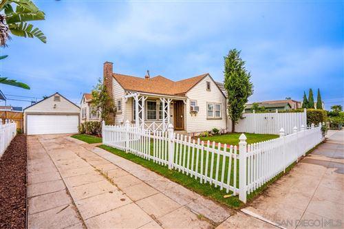 Photo of 4422/24 Copeland Ave, San Diego, CA 92116 (MLS # 210024930)