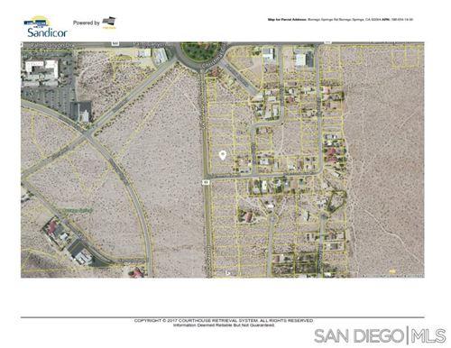 Photo of 39 Borrego Springs Rd, Borrego Springs, CA 92004 (MLS # 190062932)