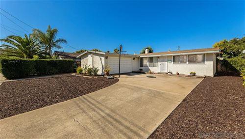 Photo of 13024 Seiler Street, Poway, CA 92064 (MLS # 210026933)