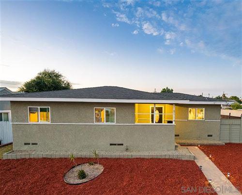 Photo of 5114 Logan Ave, San Diego, CA 92114 (MLS # 200038934)