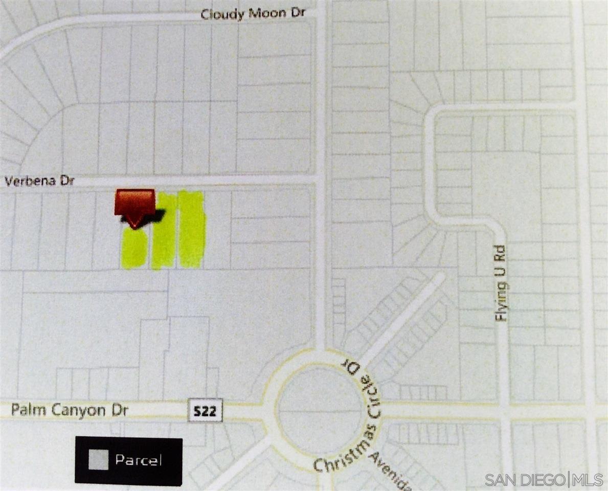 Photo of 05 Verbena Dr, Borrego Springs, CA 92004 (MLS # 210021935)