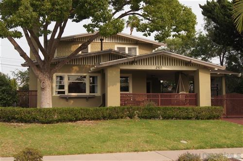 Photo of 2415 San Marcos Ave, San Diego, CA 92104 (MLS # 200044938)