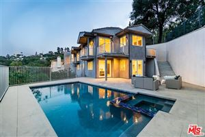 Photo of 3548 MULTIVIEW Drive, Los Angeles, CA 90068 (MLS # 300916940)