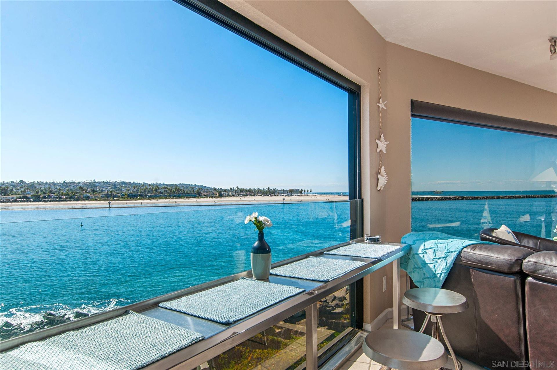 Photo for 2595 Ocean Front Walk #7, Pacific Beach, CA 92109 (MLS # 210006941)