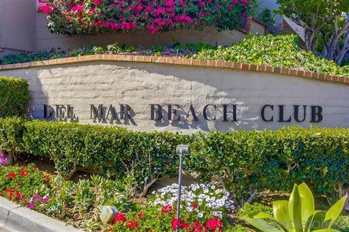 Tiny photo for 805 Beachfront Dr #B, Solana Beach, CA 92075 (MLS # 210024944)