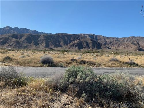 Photo of Indian Head Ranch Rd Lot 59, Borrego Springs, CA 92004 (MLS # 210003945)