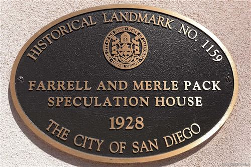 Tiny photo for 4668 E Talmadge Dr, San Diego, CA 92116 (MLS # 210005945)