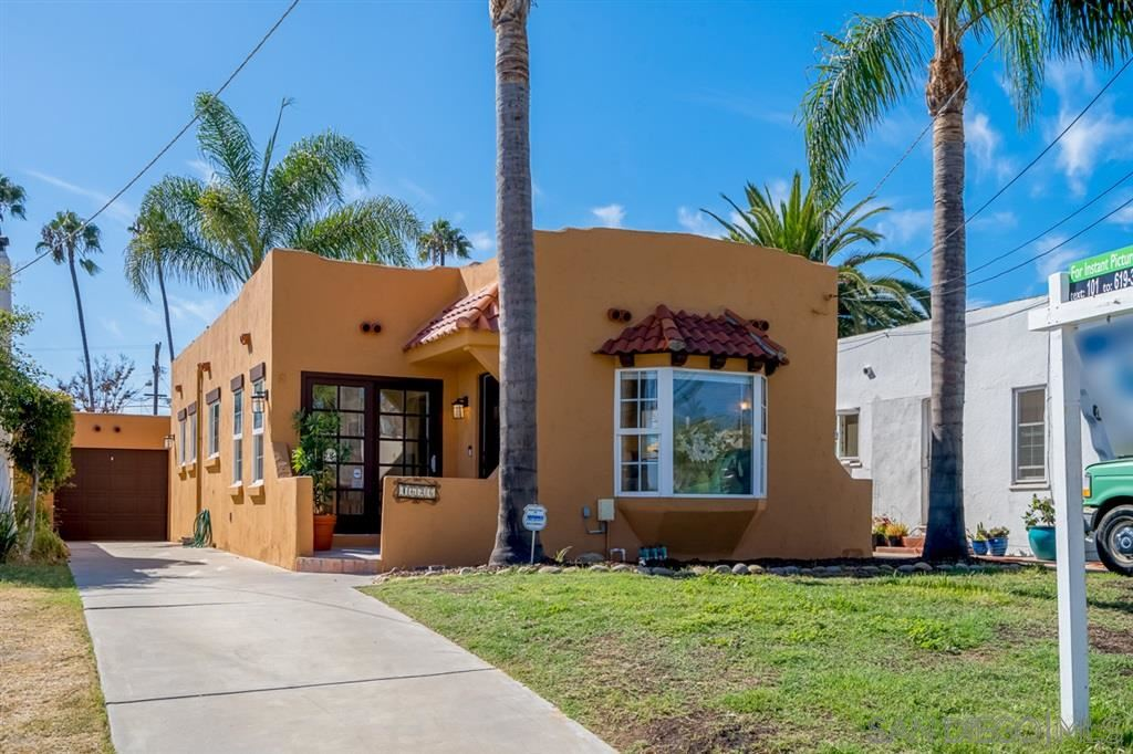 Photo for 4626 Mission Ave, San Diego, CA 92116 (MLS # 190049947)