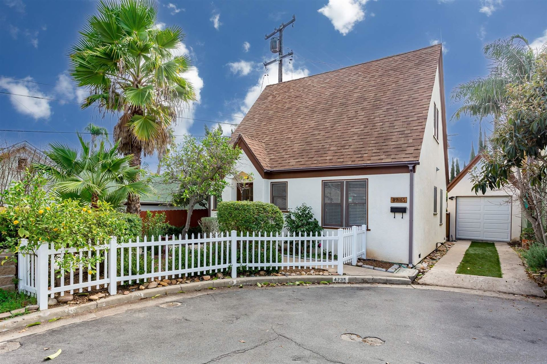 Photo for 4735 Vista Street, San Diego, CA 92116 (MLS # 210005947)