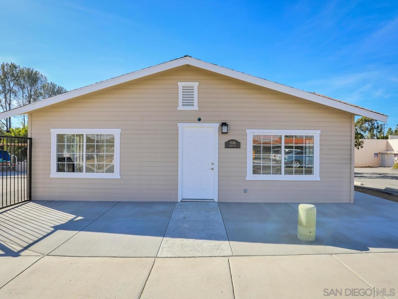 Photo of 9768 Maine Ave, Lakeside, CA 92040 (MLS # 210008950)