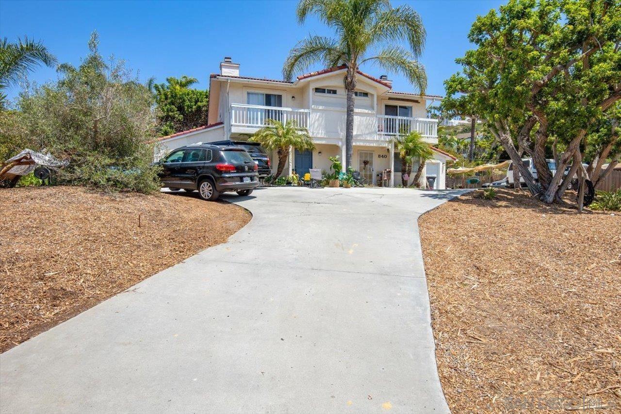 Photo of 838-840 Valley Ave, Solana Beach, CA 92075 (MLS # 210018952)