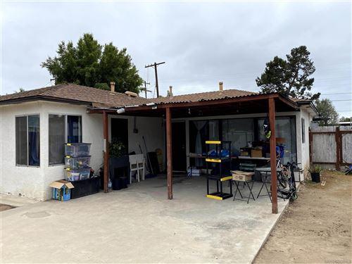 Photo of 5229 Rincon Street, San Diego, CA 92115 (MLS # 210022953)