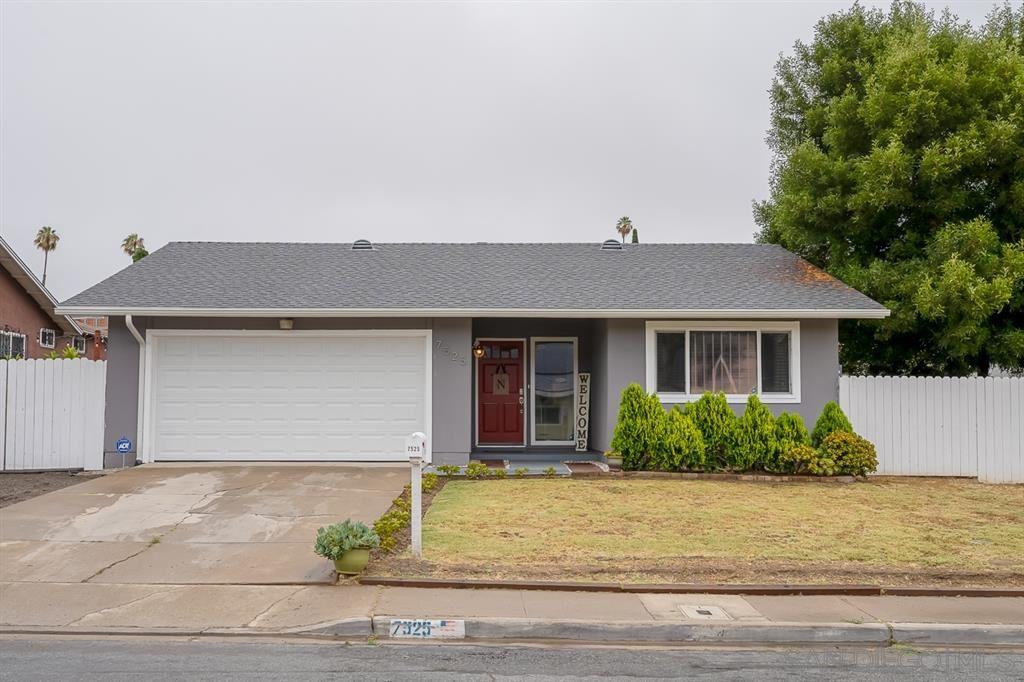 Photo of 7525 San Vicente St, San Diego, CA 92114 (MLS # 200030956)
