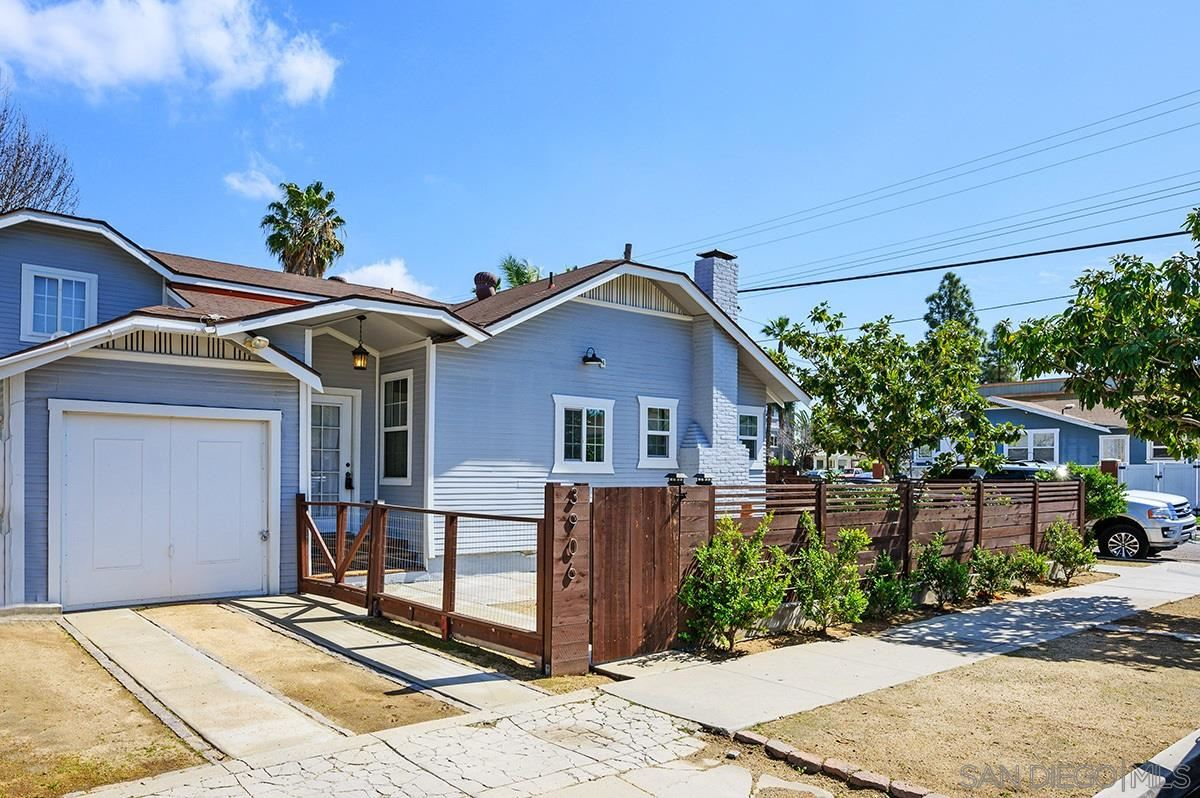 Photo for 3906 Monroe Ave, San Diego, CA 92116 (MLS # 210005956)