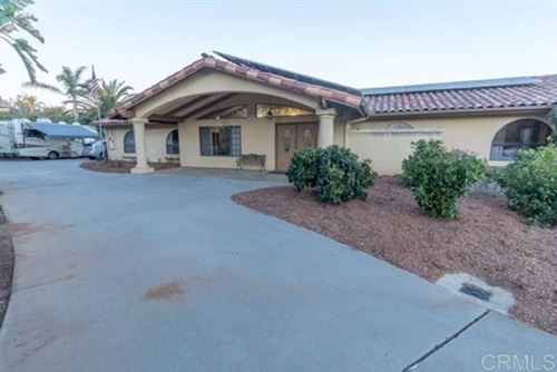 Tiny photo for 3928 Monserate, Fallbrook, CA 92028 (MLS # NDP2101958)